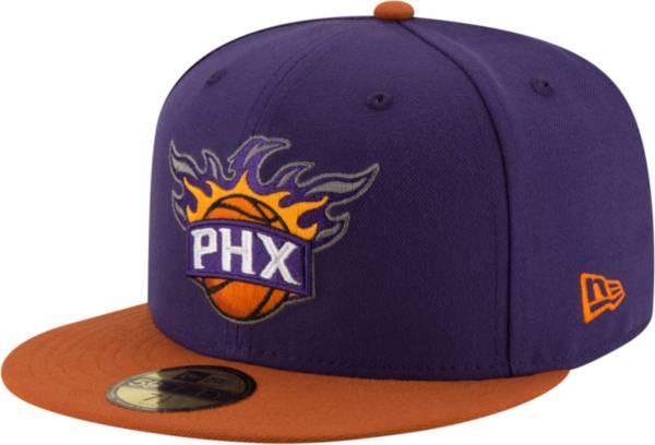 New Era Men's Phoenix Suns 59Fifty Two-Tone Authentic Hat product image
