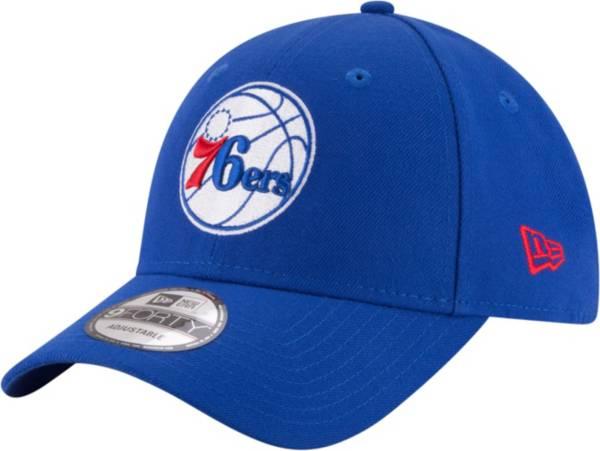 New Era Men's Philadelphia 76ers 9Forty League Adjustable Hat product image