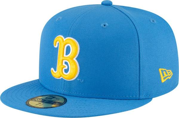 New Era Men's UCLA Bruins True Blue 59Fifty Fitted Hat product image