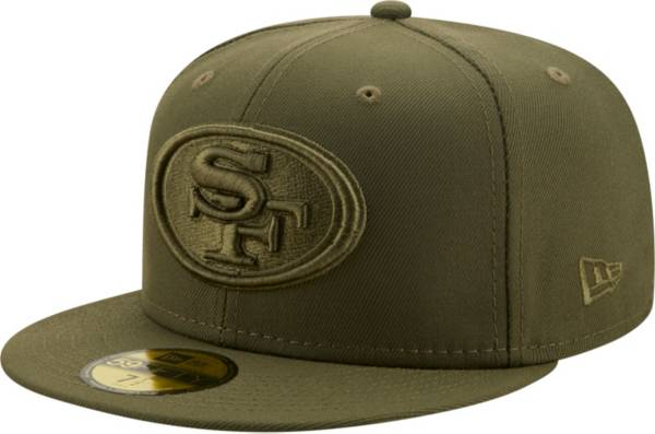 New Era Men's San Francisco 49ers Color Pack 59Fifty Olive Fitted Hat product image