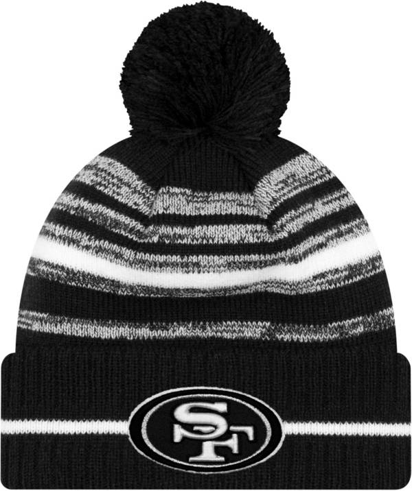 New Era Men's San Francisco 49ers Sideline Sport Knit product image