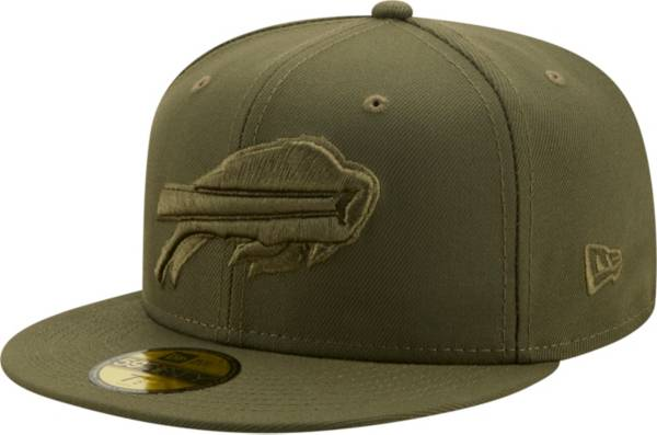 New Era Men's Buffalo Bills Color Pack 59Fifty Olive Fitted Hat product image