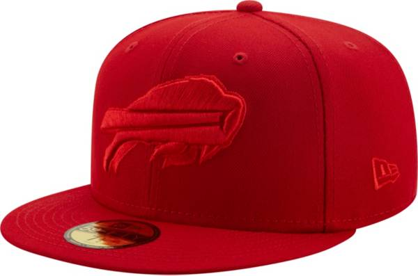 New Era Men's Buffalo Bills Color Pack 59Fifty Red Fitted Hat product image