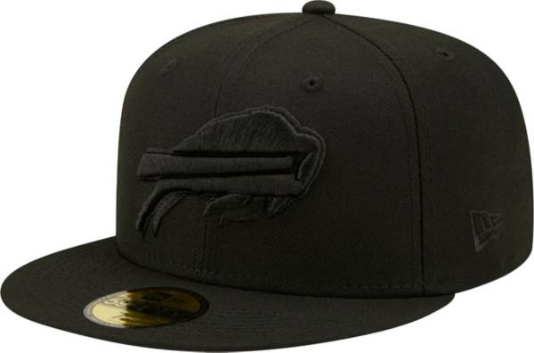 New Era Men's Buffalo Bills Color Pack 59Fifty Black Fitted Hat product image