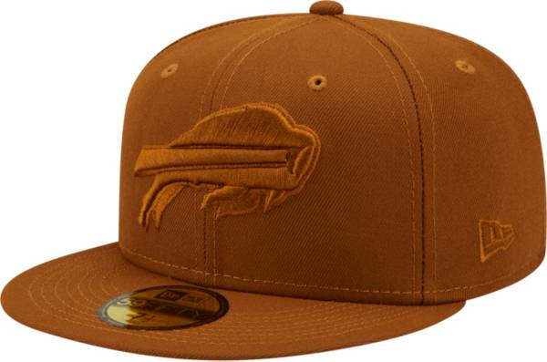 New Era Men's Buffalo Bills Color Pack 59Fifty Peanut Fitted Hat product image