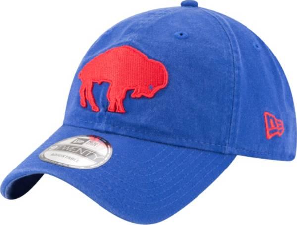 New Era Men's Buffalo Bills Blue Core Classic Adjustable Hat product image