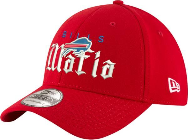 New Era Men's Buffalo Bills Red Mafia 39Thirty Fitted Hat product image