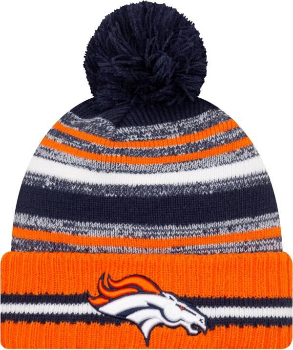 New Era Men's Denver Broncos Sideline Sport Knit product image