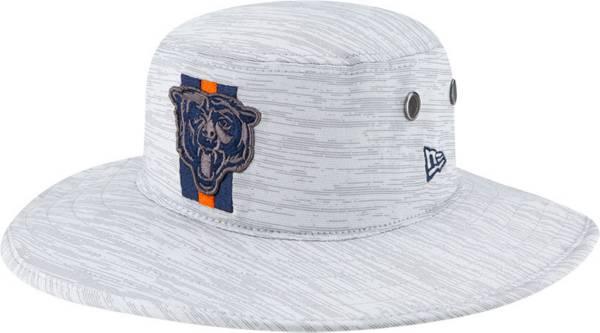 New Era Men's Chicago Bears Grey Sideline 2021 Training Camp Panama Bucket Hat product image