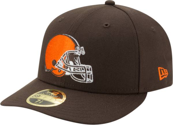 New Era Men's Cleveland Browns Suede 59Fifty Fitted Hat product image