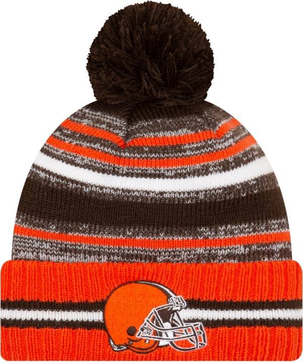 New Era Men's Cleveland Browns Sideline Sport Knit product image