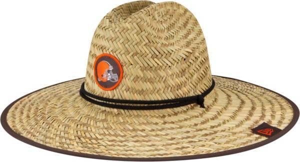 New Era Cleveland Browns 2021 Training Camp Sideline Straw Hat product image