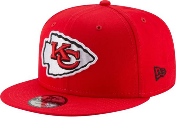 New Era Men's Kansas City Chiefs Red Basic 59Fifty Fitted Hat product image