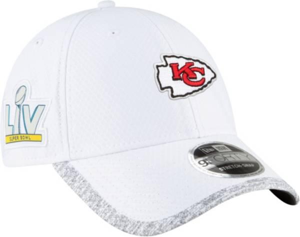 New Era Men's Kansas City Chiefs Super Bowl LV Bound Sideline 9Forty Adjustable Hat product image