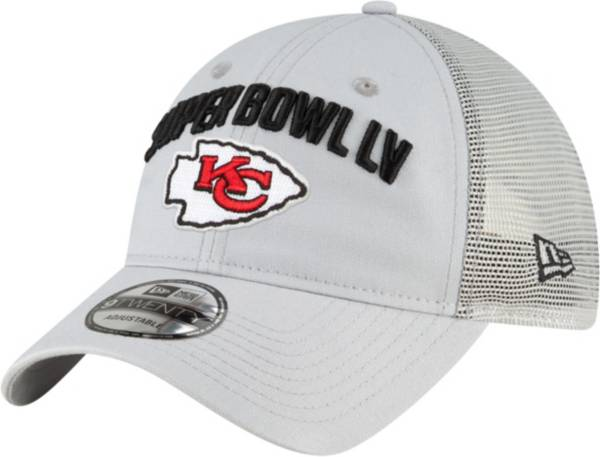 New Era Men's Kansas City Chiefs Super Bowl LV Participation 9Twenty Adjustable Hat product image