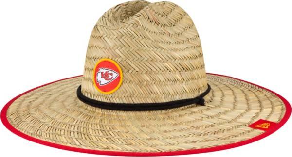 New Era Kansas City Chiefs 2021 Training Camp Sideline Straw Hat product image