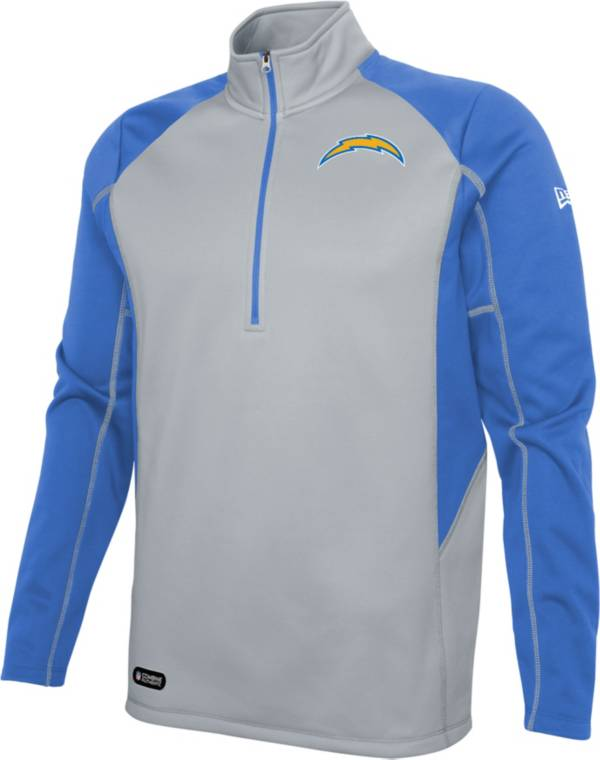 New Era Men's Los Angeles Chargers 2 A Days ¼ Zip product image