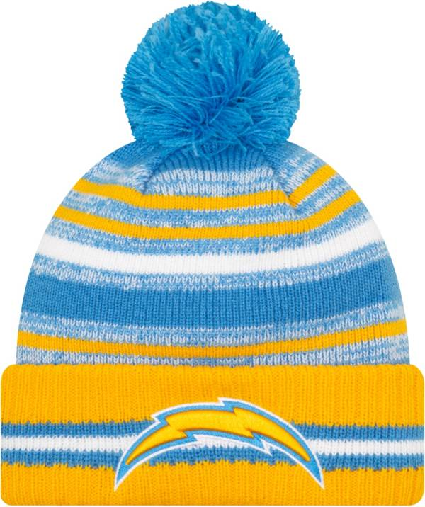 New Era Men's Los Angeles Chargers Sideline Sport Knit product image