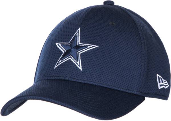 New Era Men's Dallas Cowboys Navy Basic 39Thirty Stretch Fit Hat product image