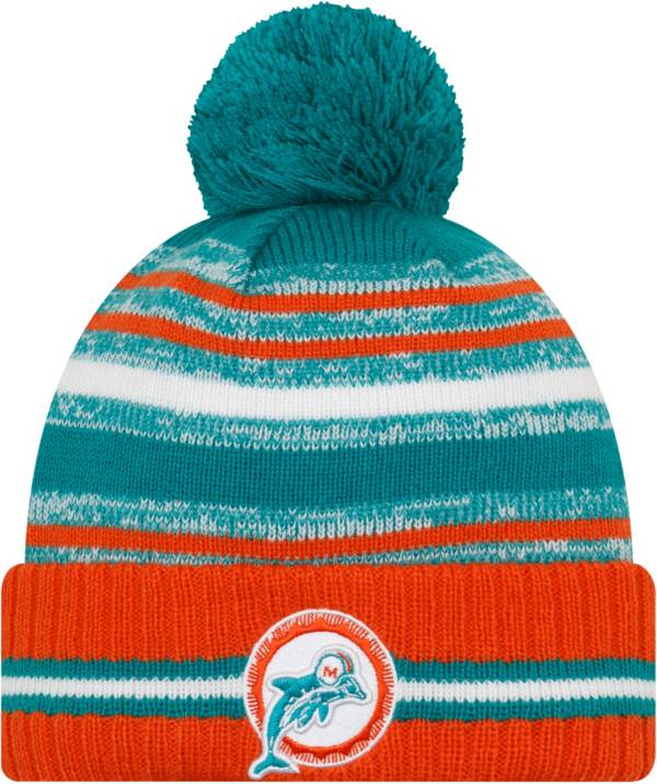 New Era Men's Miami Dolphins Sideline Sport Knit product image