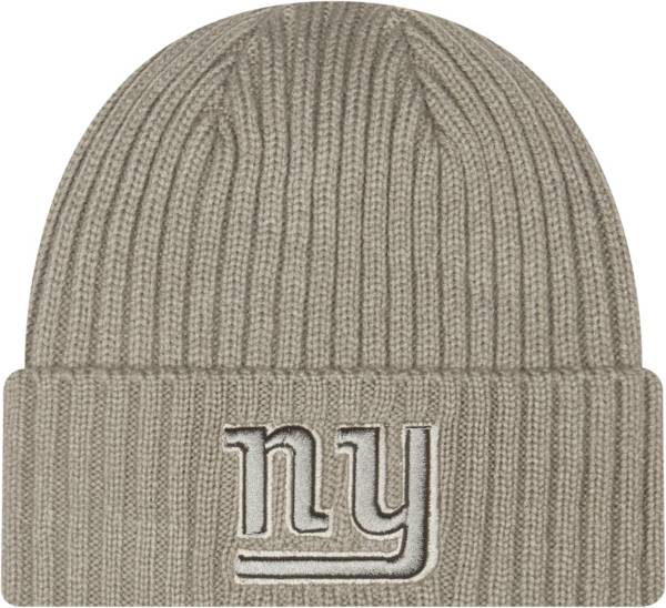 New Era Men's New York Giants Core Classic Grey Knit product image