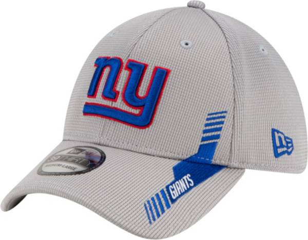New Era Men's New York Giants Sideline 2021 Home 39Thirty Grey Stretch Fit Hat product image