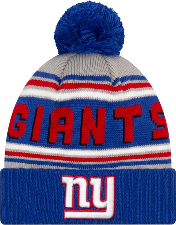 '47 Men's New York Giants Royal Cuffed Cheer Knit Beanie product image