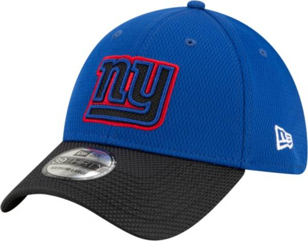 New Era Men's New York Giants Sideline 2021 Road 39Thirty Royal Stretch Fit Hat product image