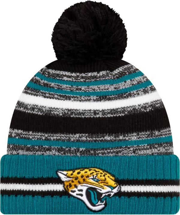 New Era Men's Jacksonville Jaguars Sideline Sport Knit product image