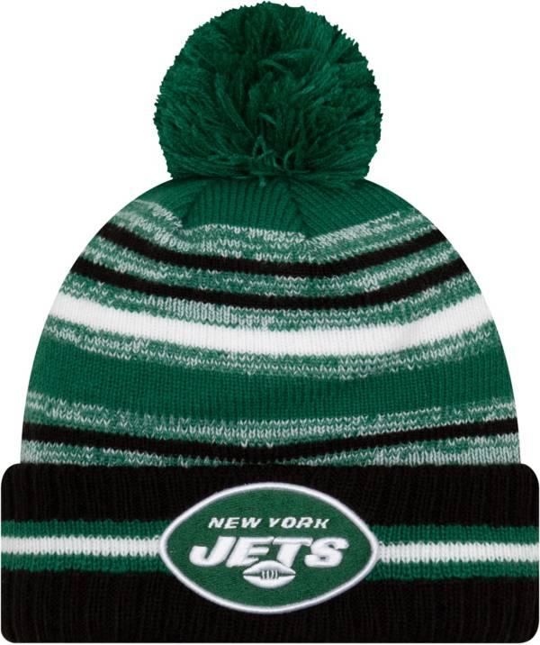 New Era Men's New York Jets Sideline Sport Knit product image