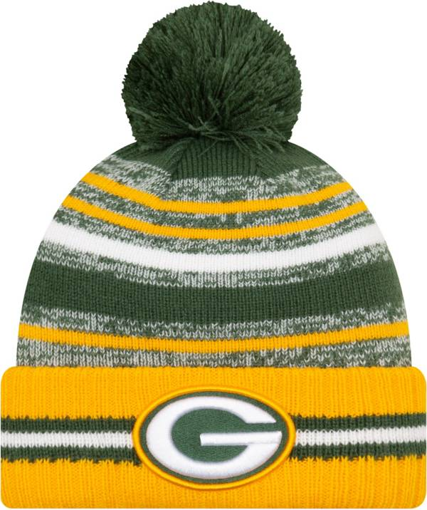New Era Men's Green Bay Packers Sideline Sport Knit product image