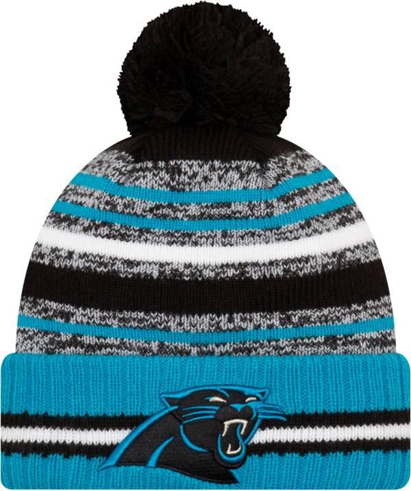 New Era Men's Carolina Panthers Sideline Sport Knit product image