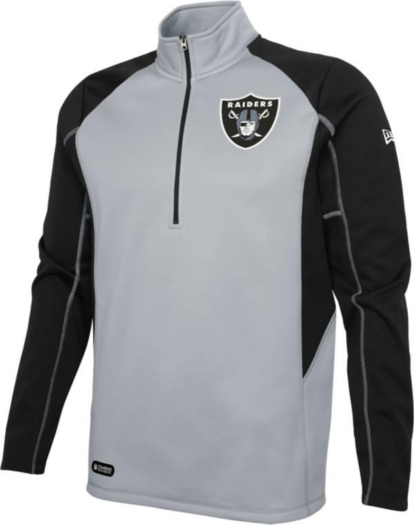 New Era Men's Las Vegas Raiders 2 A Days ¼ Zip product image
