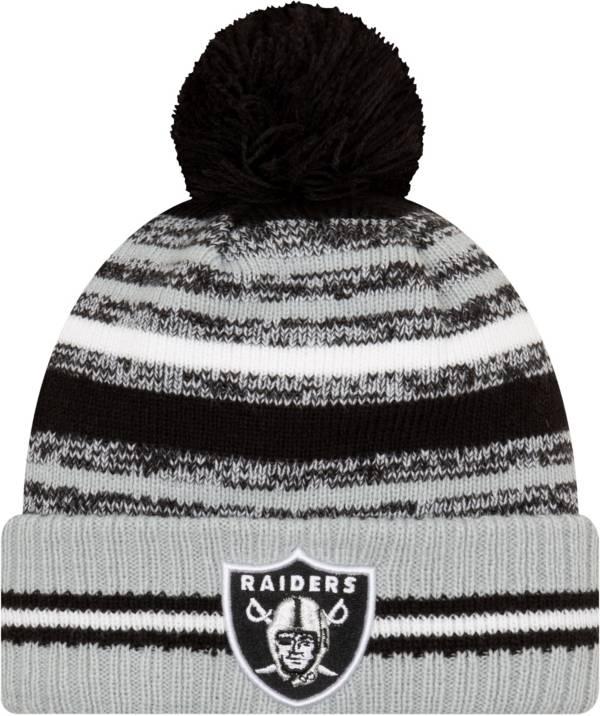 New Era Men's Las Vegas Raiders Sideline Sport Knit product image