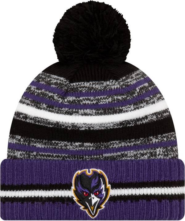 New Era Men's Baltimore Ravens Sideline Sport Knit product image