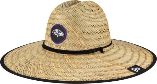 New Era Baltimore Ravens 2021 Training Camp Sideline Straw Hat product image