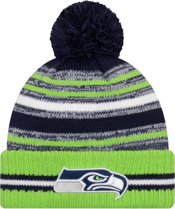 New Era Men's Seattle Seahawks Sideline Sport Knit product image