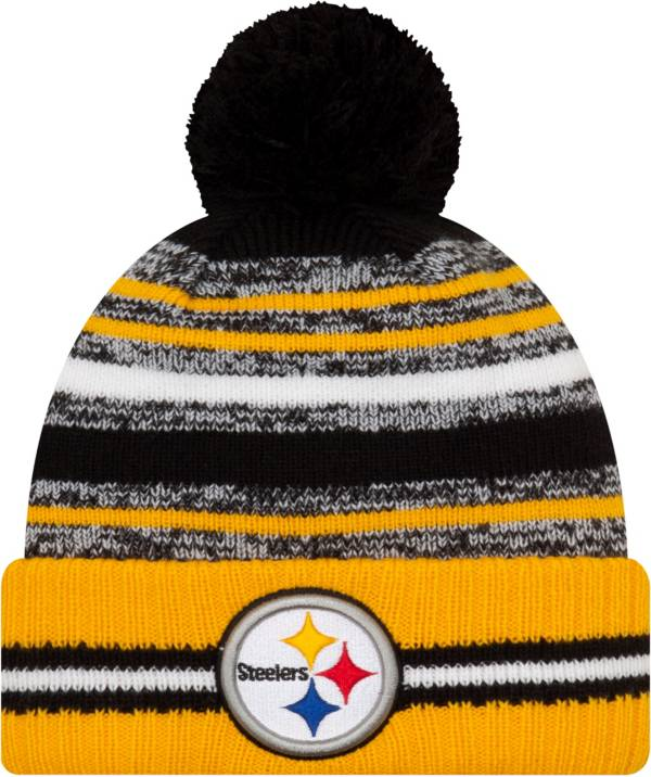 New Era Men's Pittsburgh Steelers Sideline Sport Knit product image