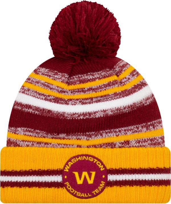 New Era Men's Washington Football Team Sideline Sport Knit product image