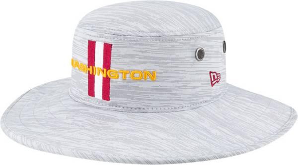 New Era Men's Washington Football Team Grey Sideline 2021 Training Camp Panama Bucket Hat product image
