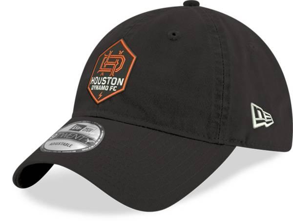 New Era Men's Houston Dynamo Black Core Classic 9Twenty Adjustable Hat product image