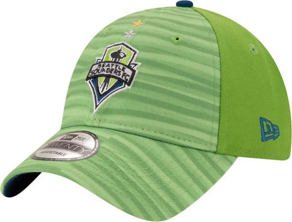 New Era Seattle Sounders '20 FC Home Jersey 9Twenty Adjustable Hat product image