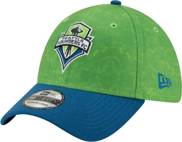 New Era Seattle Sounders 39Thirty Home Jersey Stretch Hat product image