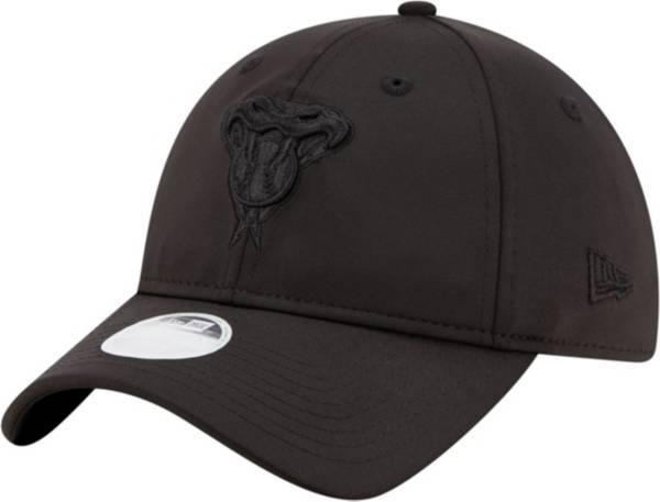 New Era Women's Arizona Diamondbacks 9Twenty Black Sharp Adjustable Hat product image