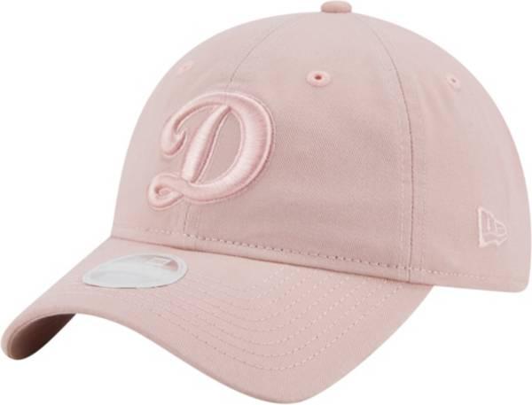 New Era Women's Los Angeles Dodgers Pink Core Classic 9Twenty Adjustable Hat product image