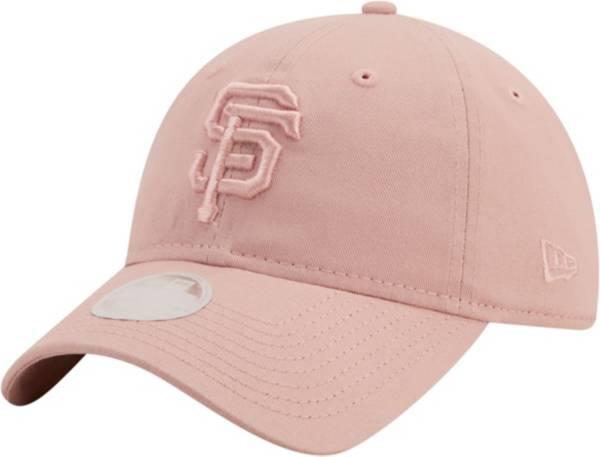 New Era Women's San Francisco Giants Pink Core Classic 9Twenty Adjustable Hat product image