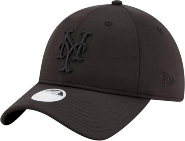 New Era Women's New York Mets 9Twenty Black Sharp Adjustable Hat product image