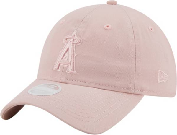 New Era Women's Los Angeles Angels Pink Core Classic 9Twenty Adjustable Hat product image