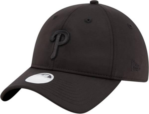 New Era Women's Philadelphia Phillies 9Twenty Black Sharp Adjustable Hat product image