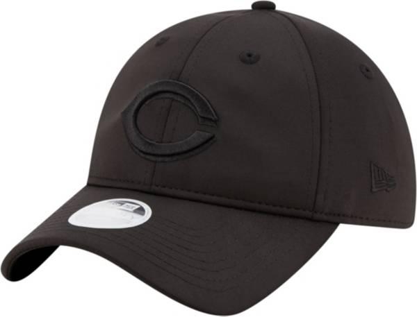 New Era Women's Cincinnati Reds 9Twenty Black Sharp Adjustable Hat product image